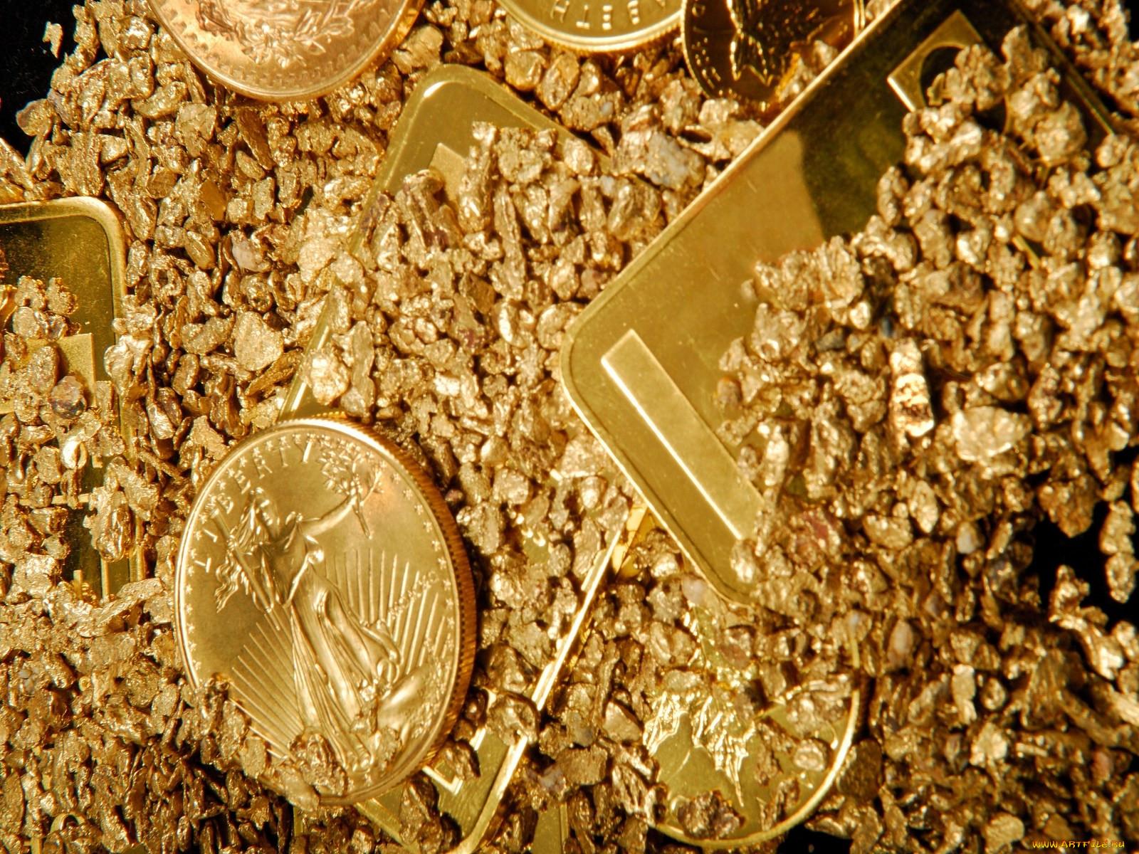 золото и деньги фото на рабочий стол необычным видом